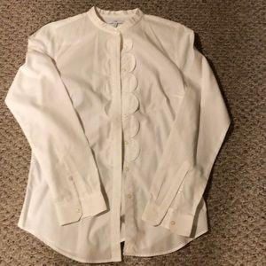 GAP white cotton shirt
